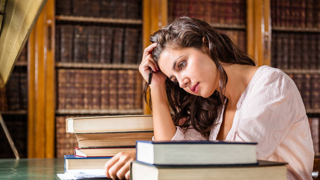 How can you deal with exam stress?