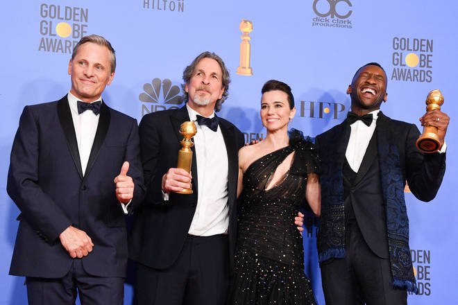 The Green Book cast