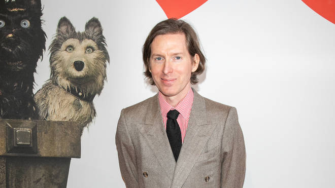 Wes Anderson, maker of Isle of Dogs