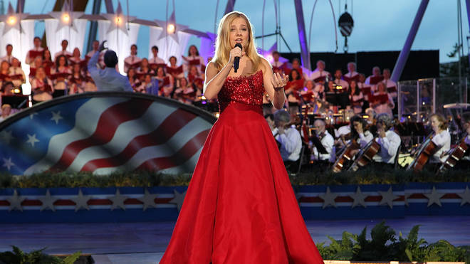 Jackie Evancho is one of America's biggest classical-crossover star