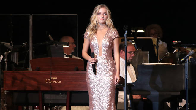 Jackie Evancho Performs with the Ocean City Pops