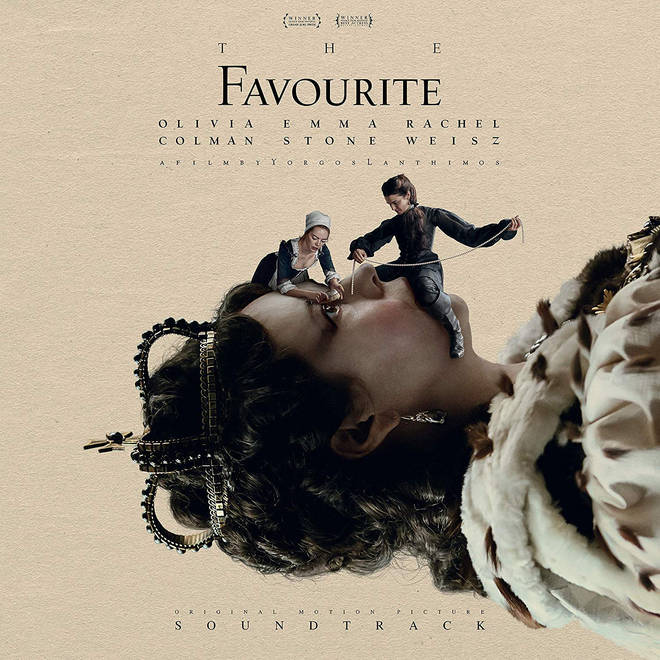 The Favourite Soundtrack