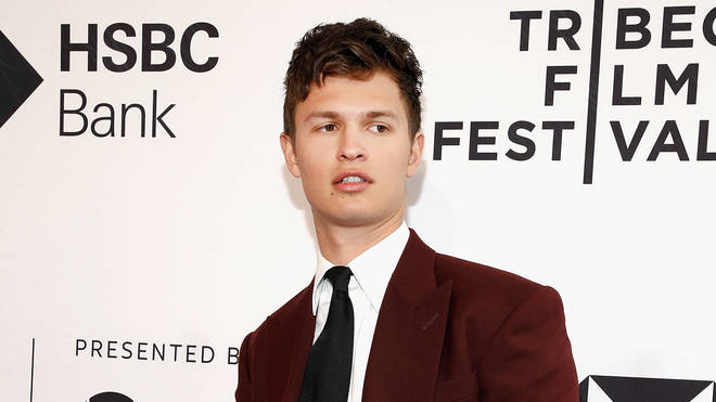 Ansel Elgort, who will play Tony, pictured at Tribeca Film Festival - 'Jonathan'