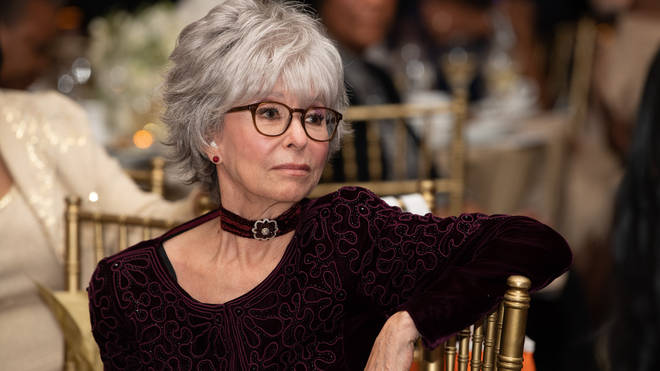 Executive producer Rita Moreno pictured at YWCA GLA 125th Anniversary Gala