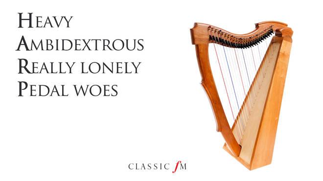 Harp acrostic