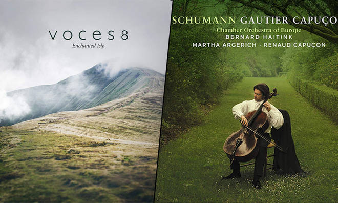 New Releases: Enchanted Isle – Voces8, Schumann – Gautier Capuçon