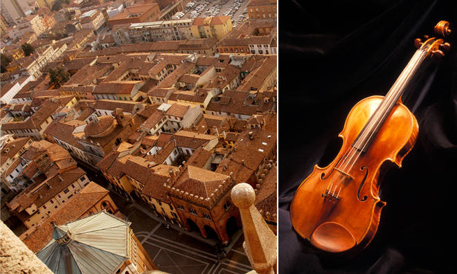 The city of Cremona is staying silent to preserve a historic sound