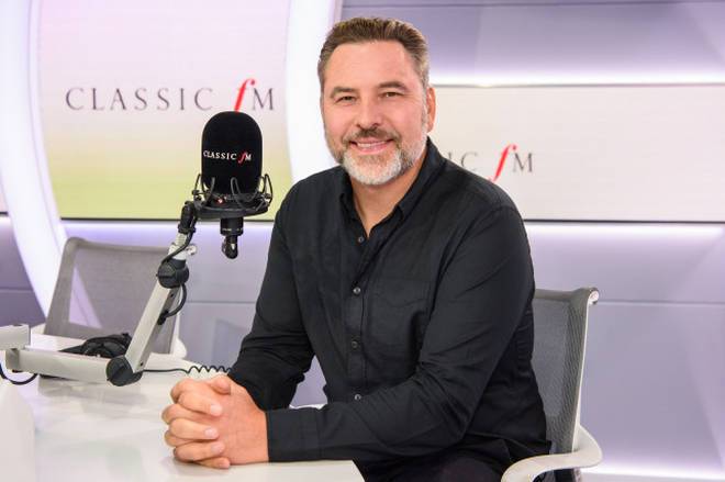 David Walliams is presenting a new Classic FM podcast