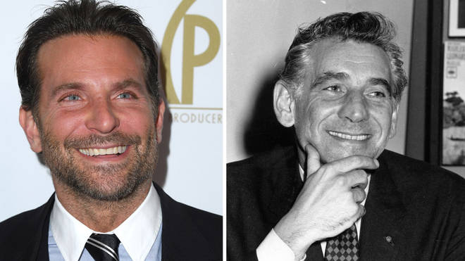 Bradley Cooper to play Leonard Bernstein in biopic film