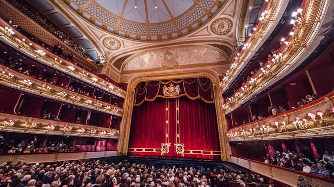 The Royal Opera House, London