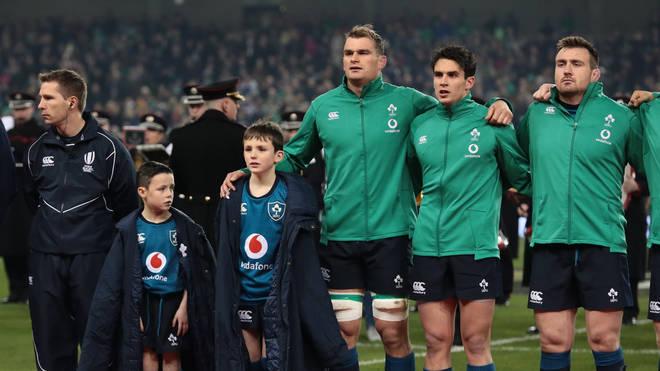 2018 Rugby Autumn Internationals Ireland v USA Nov 24th