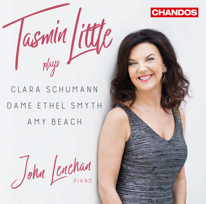 Tasmin Little plays Clara Schumann, Dame Ethel Smyth and Amy Beach – Tasmin Little
