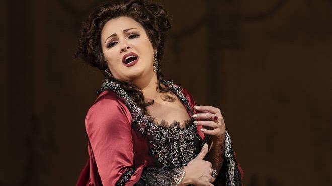 Anna Netrebko In 'Adriana Lecouvreaur'