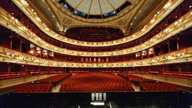 The Royal Opera House prohibits any use of re-sale sites