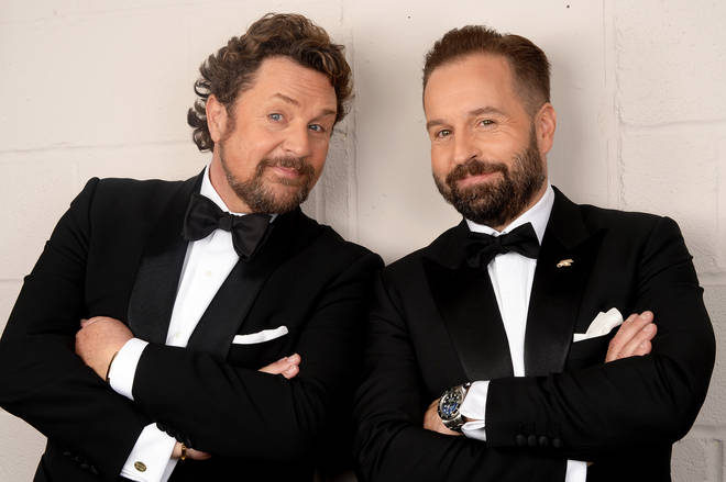 Michael Ball and Alfie Boe will star in Les Misérables on the West End