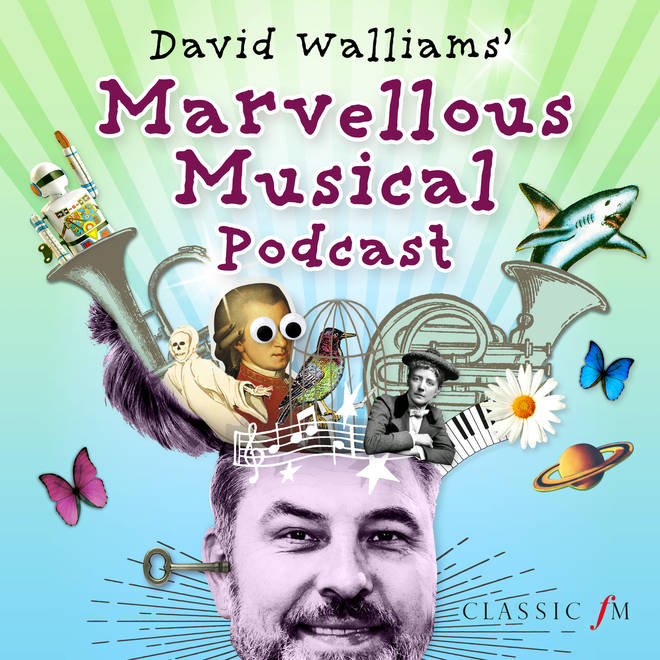 David Walliams' Marvellous Musical Podcast