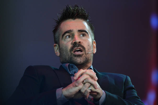Colin Farrell to play ex-circus entertainer Holt Farrier