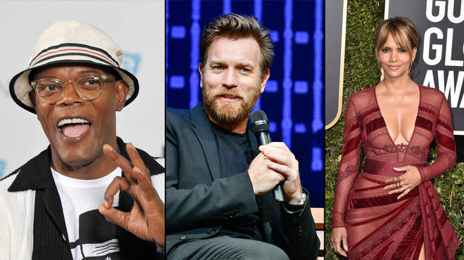 Samuel L. Jackson, Ewan McGregor and Halle Berry all played in their school orchestras