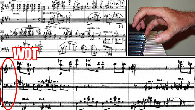 These are the hardest pieces ever written for the PIANO - Classic FM