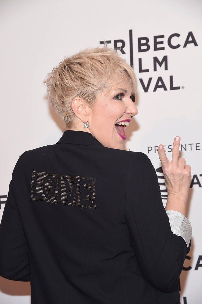 Joyce DiDonato at the 2018 Tribeca Film Festival