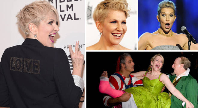 Joyce DiDonato celebrates her 50th birthday today
