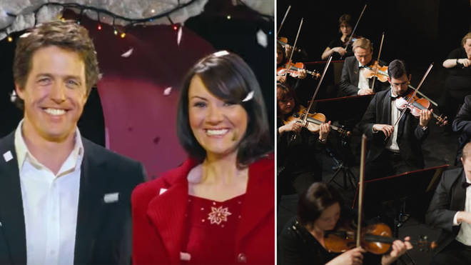 'Love Actually' goes on tour with a full orchestra this winter