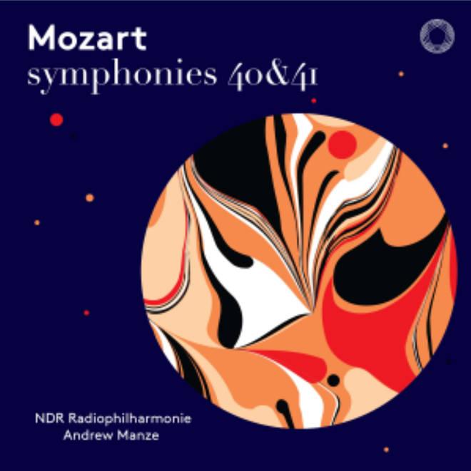 Mozart Symphonies 40 & 41 – Andrew Manze & NDR Radiophilharmonie