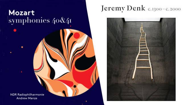 New Releases: Mozart Symphonies 40 & 41 – Andrew Manze & NDR Radiophilharmonie; c.1300–c.2000 – Jeremy Denk