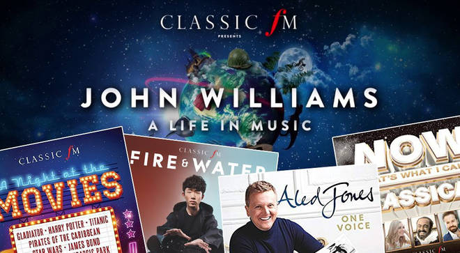 Win a Classic FM CD bundle