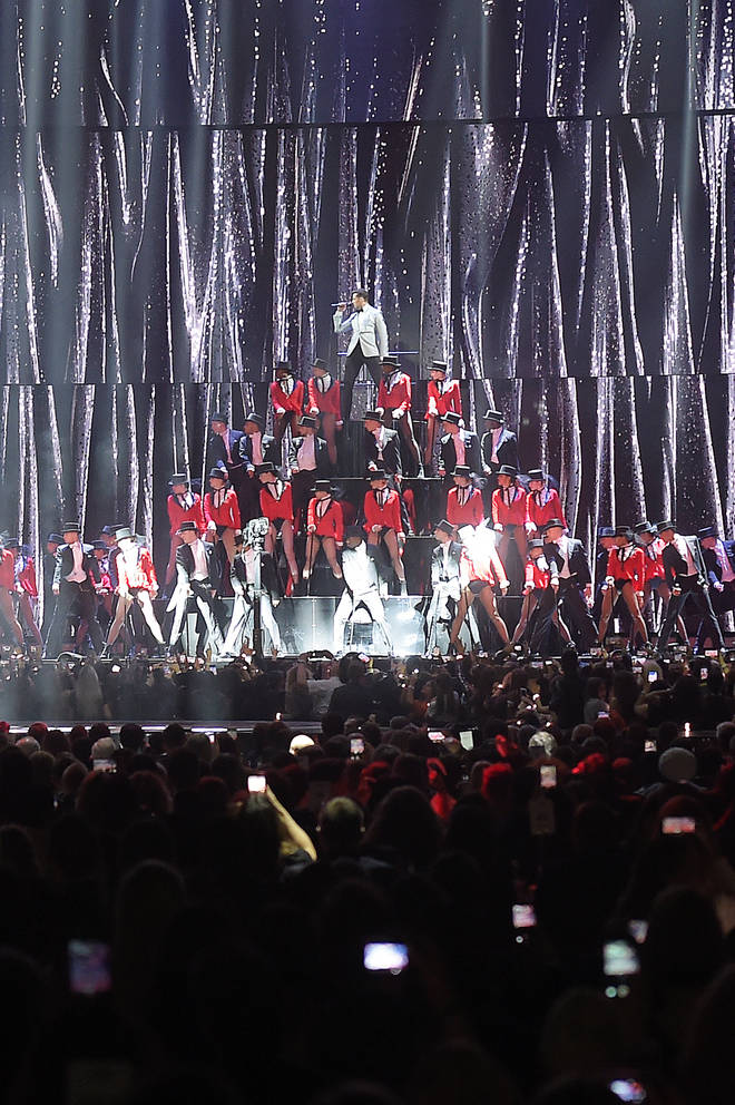 The Greatest Show at the Brits 2019