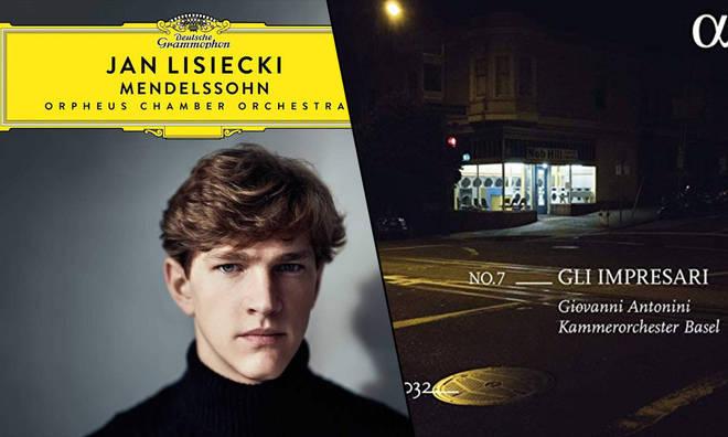 New Releases: Mendelssohn – Jan Lisiecki; Haydn 2032 Vol. 7: Gli impresari – Giovanni Antonini