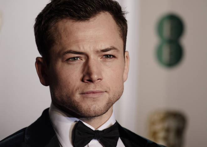 Taron Egerton to star as Sir Elton John