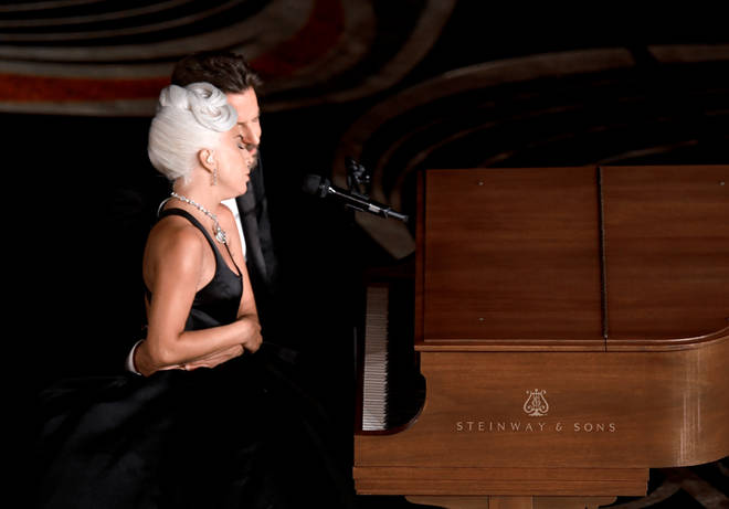 Lady Gaga and Bradley Cooper perform at 91st Annual Academy Awards
