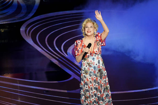 Bette Midler at the 91st Annual Academy Awards