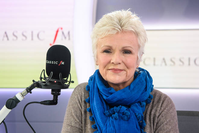 Julie Walters joins Classic FM for a new series of 'Turning Points'