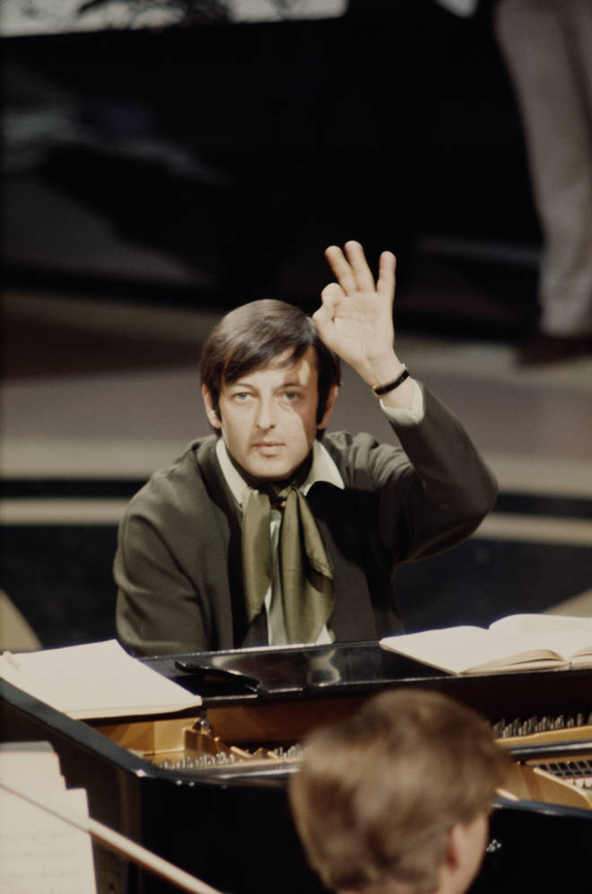 Previn was a well-known pianist as well as a composer and conductor