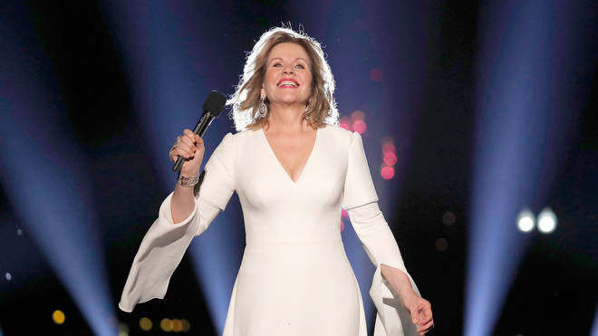Renée Fleming at A Capitol Fourth in 2018