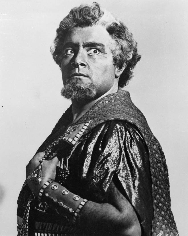 Leonard Warren was hailed as one of the greatest opera singers of his time
