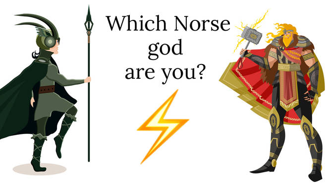 Are you more Loki or Thor?