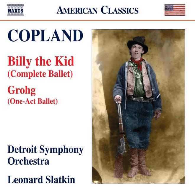 Copland: Billy the Kid – Leonard Slatkin & Detroit Symphony Orchestra
