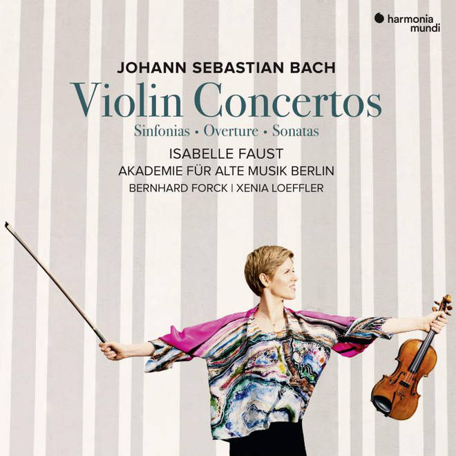 Bach Violin Concertos – Isabelle Faust