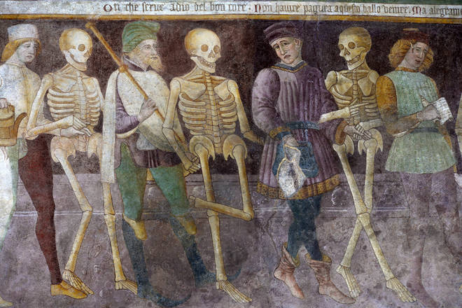 'The Macabre Dance'