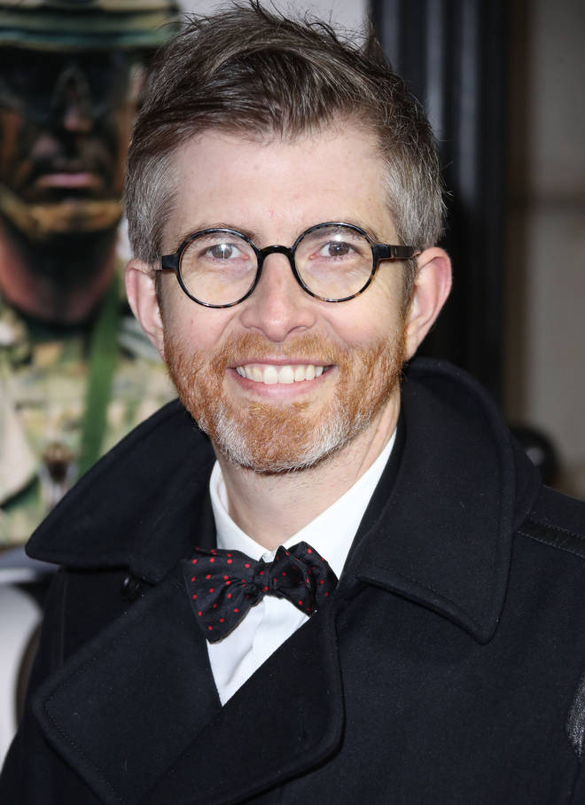 Gareth Malone appears at The Sun Military Awards 2017