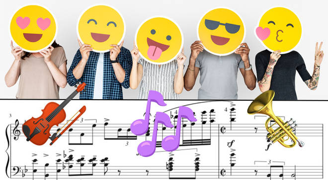 What's your most frequently used emoji, based on your taste in music?