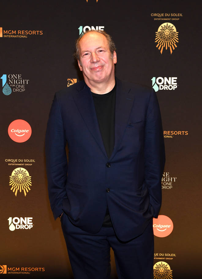Hans Zimmer, The Crown composer