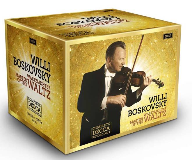 Master of the Waltz, Boskovsky