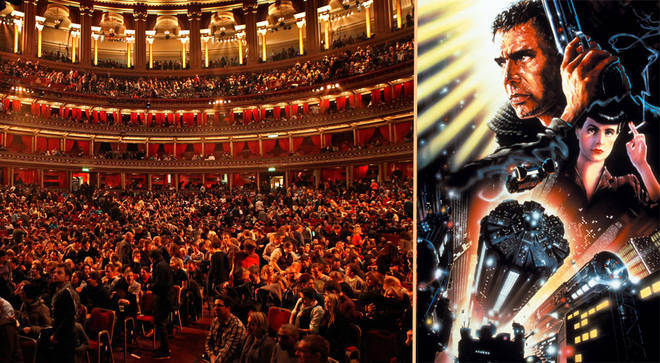 Watch Blade Runner LIVE at the Royal Albert Hall