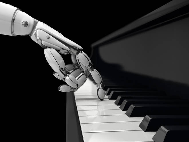 How an AI might produce music