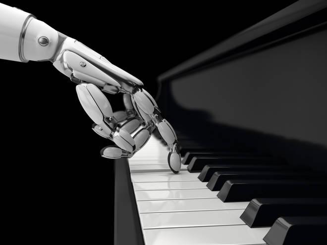 How an AI might produce music