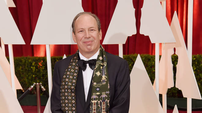 Hans Zimmer at the Oscars in 2015